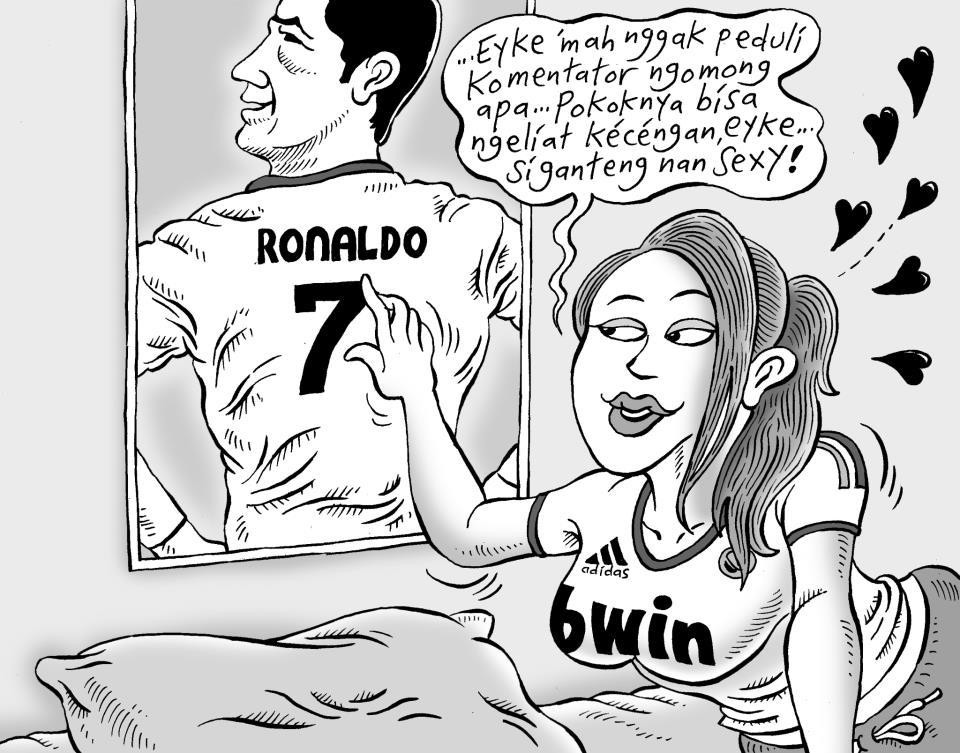 Gambar Gambar Lucu Cartoon Yang Gokil Abis