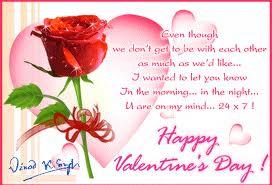 Kata Kata Valentine Day Bahasa Inggris
